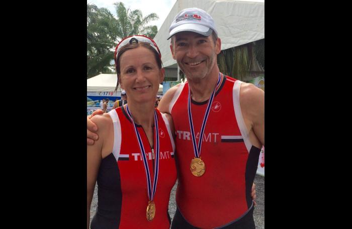 Profile: Thomas and Sonia Baumgartner – all eyes on the finish line | The Thaiger