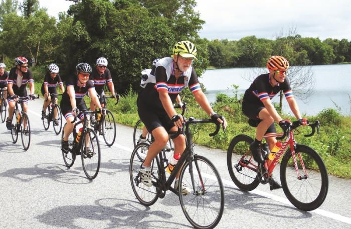 Blazing Saddles: All for the love of cycling | The Thaiger