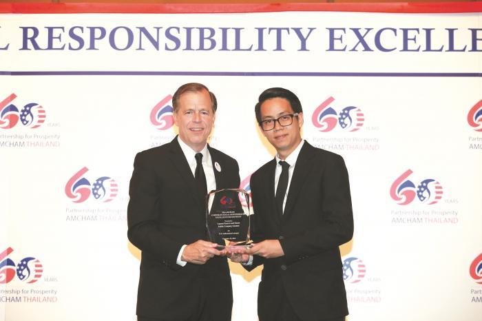 Laguna Phuket bags AMCHAM CSR award | The Thaiger