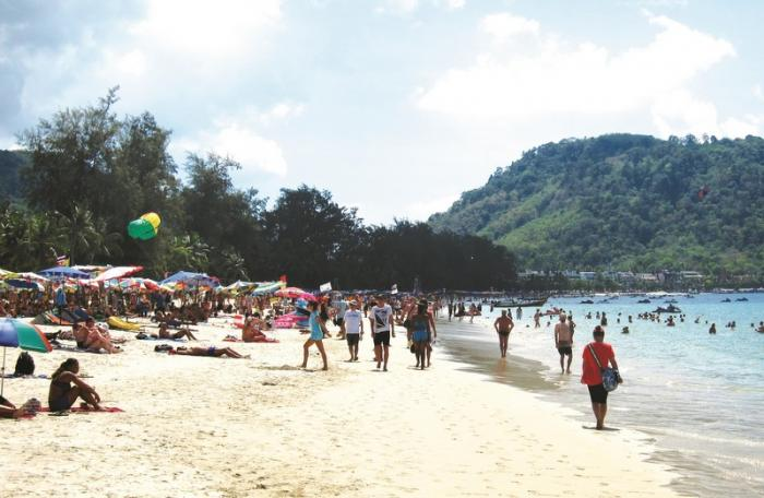 Keep it green: This sceptered isle – speedboats, sunloungers and jet-skis | The Thaiger