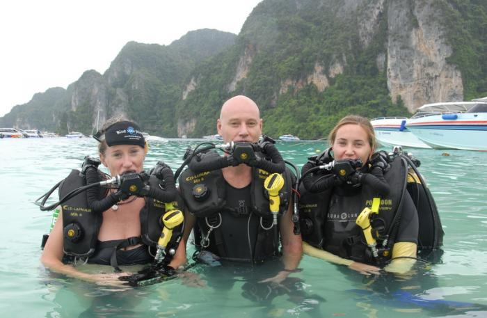 Diving: Becoming a super dive master | The Thaiger