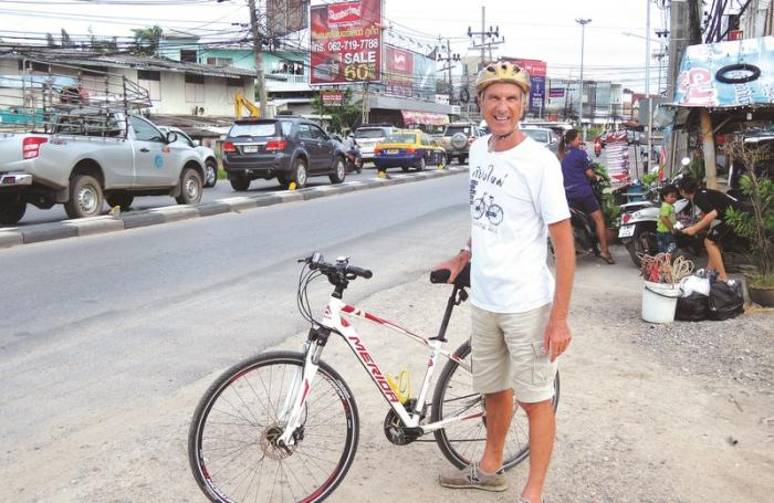 Blazing Saddles: Bicycles as positive 'change agents' in Phuket | The Thaiger