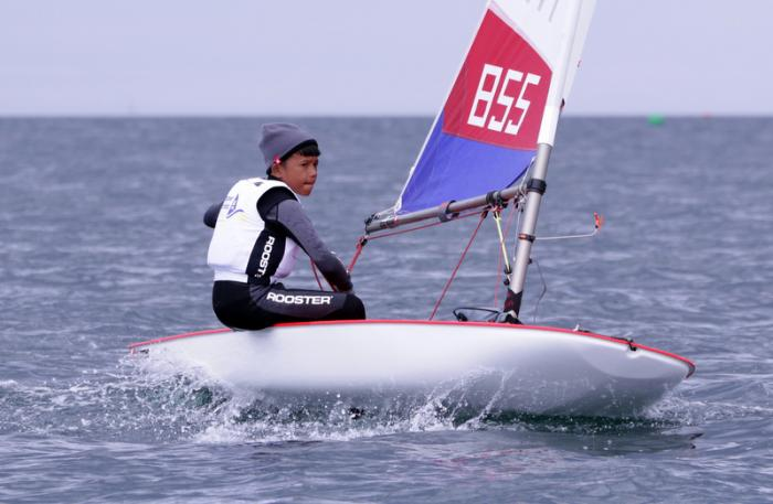 Young sailors cruise to victory at Topper World Championships | The Thaiger