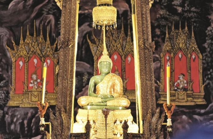 Looking Back: History of the Emerald Buddha | The Thaiger