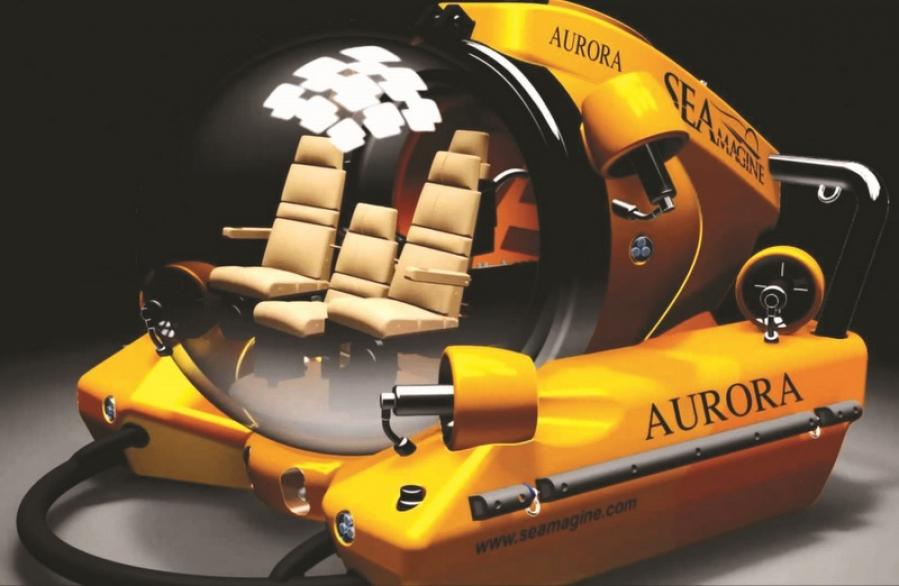 On Deck: Submersibles for the average Joe | The Thaiger