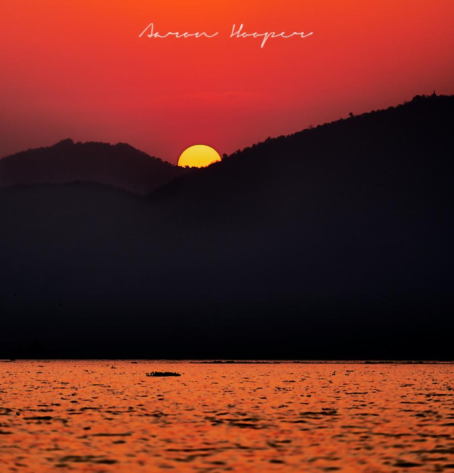 Hooper Trips Asia – Inle Lake Sunset | The Thaiger