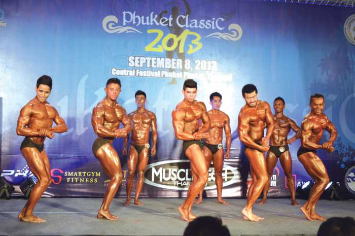 Phuket Classic competition to attract 145 bodybuilders [VIDEO] | Thaiger
