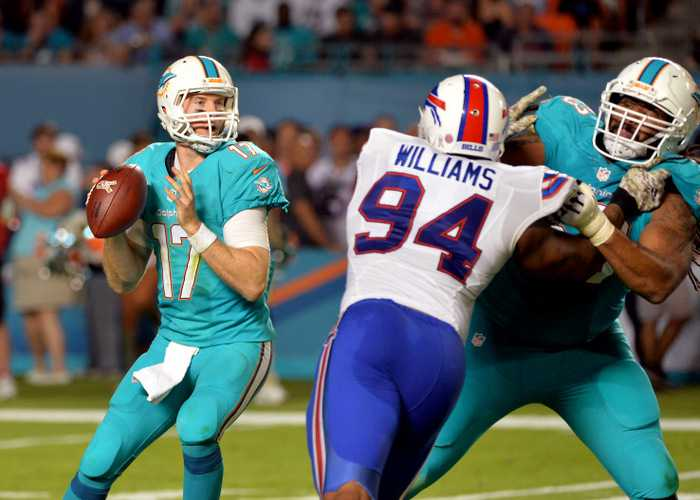 NFL Roundup: Dolphins douse Buffalo's playoff hopes   The Thaiger
