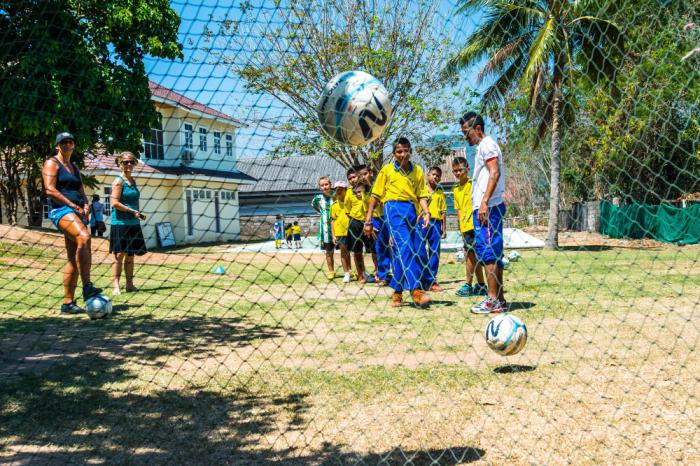 Phuket Sports: A fun-filled football function | Thaiger