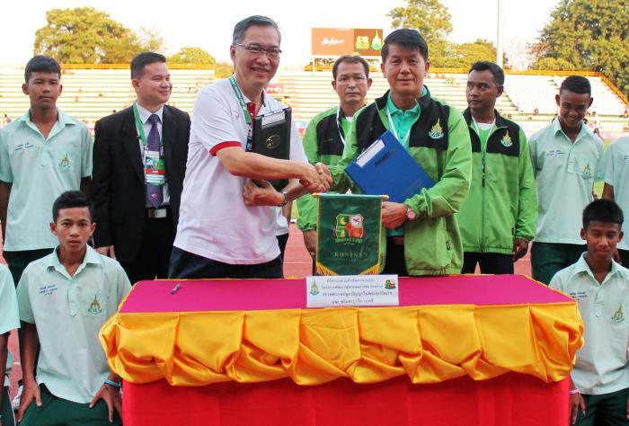 Phuket FC reignites youth football development | Thaiger