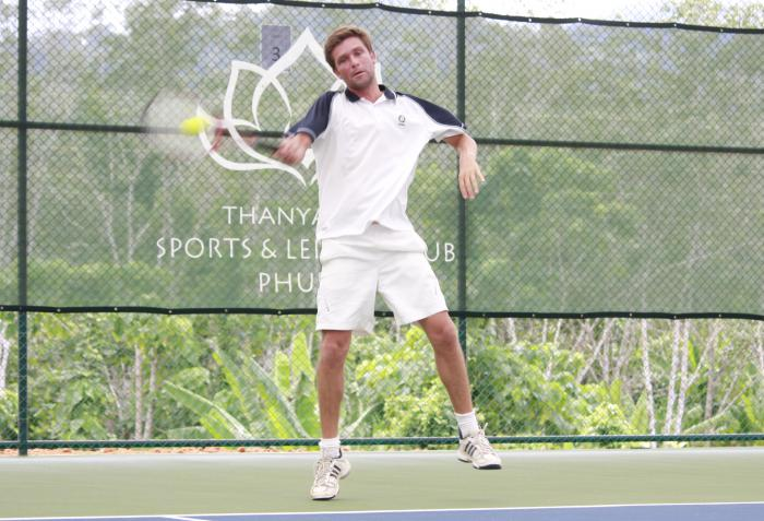ITF Seniors Tennis Tour comes to Thanyapura [Video] | The Thaiger