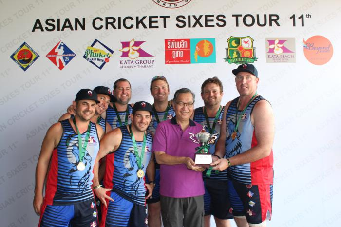 Wolfpack gore the Galahs to retain Cricket 7s title   Thaiger