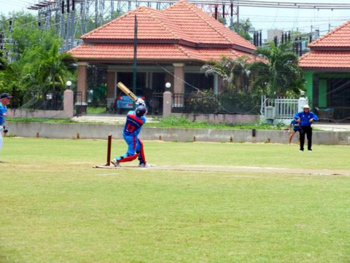 Kuwait's MG7 Cricket Club take out Cup Final; CBBs win Plate Final | Thaiger