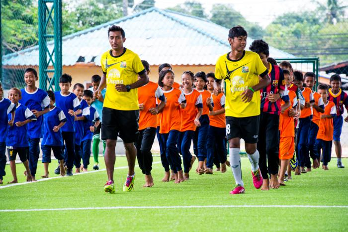 Feel-good football | The Thaiger