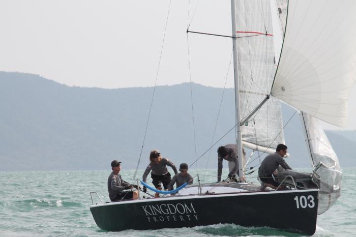 Local sailors head to the Top of the Gulf Regatta | The Thaiger