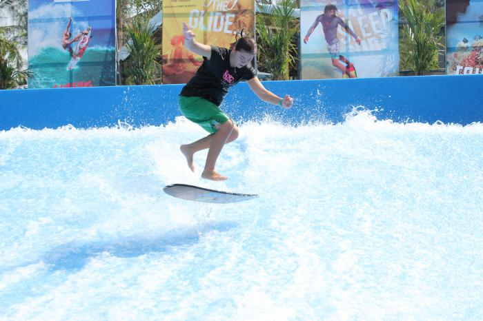 Local flowboarders head to Singapore | Thaiger