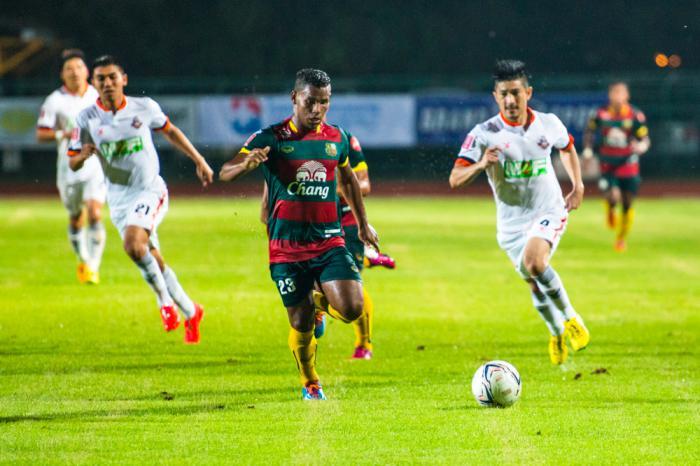 Phuket FC slaughter BKK Iron Bulls | Thaiger