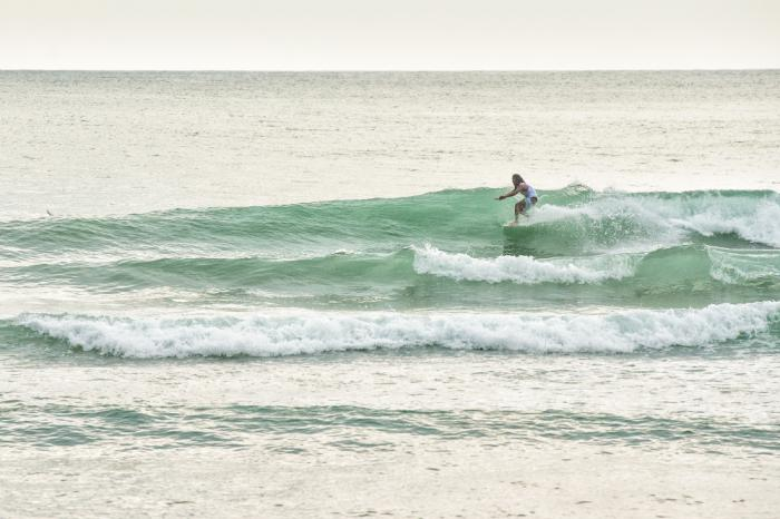 Toes to the nose: Surf comp success at Kalim Beach   Thaiger