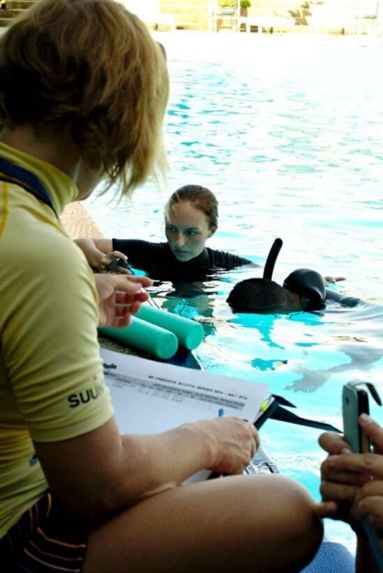 Malaysian breath-hold record set for static apnea | Thaiger