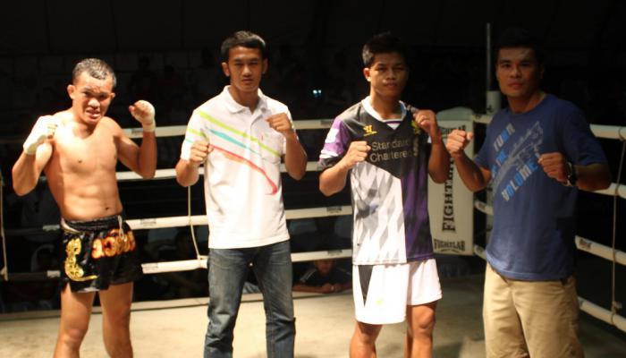 Fight night at Ta-ied Stadium | Thaiger
