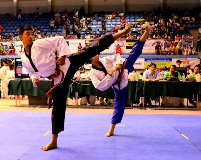 Video Report: 2nd Phuket International Tae Kwon Do Championship 2014   Thaiger