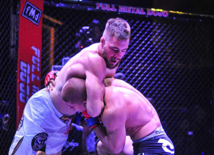MMA fight night proves successful | Thaiger