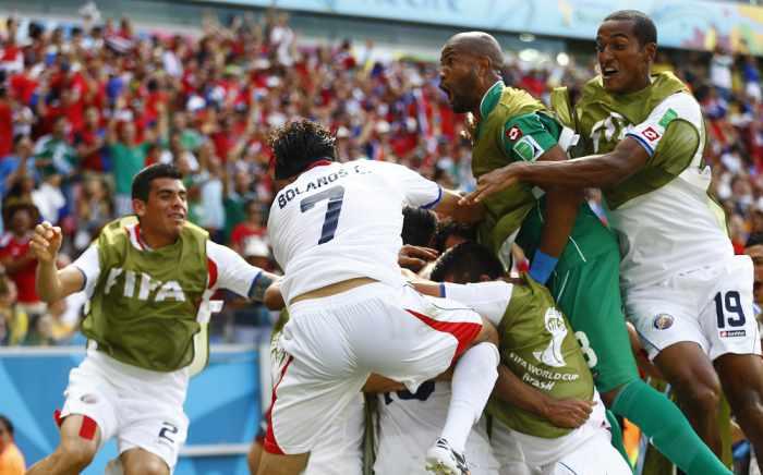 Costa Rica stun Italy, France crush Switzerland | The Thaiger