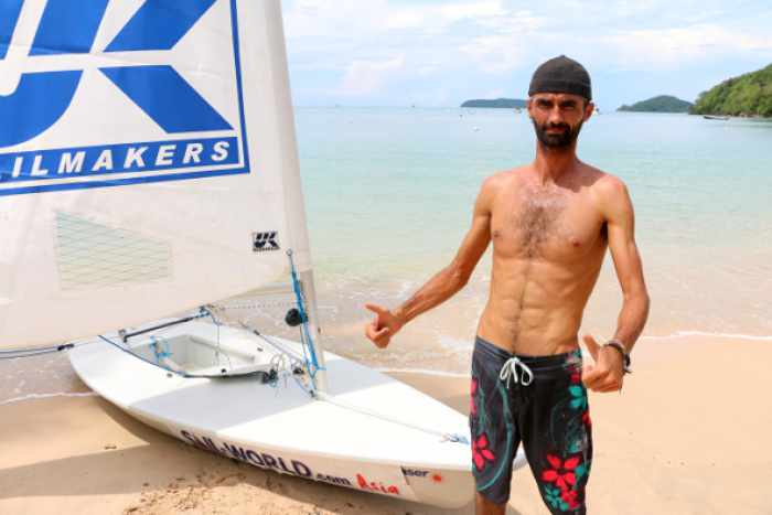 Phuket sailor breaks two records | Thaiger