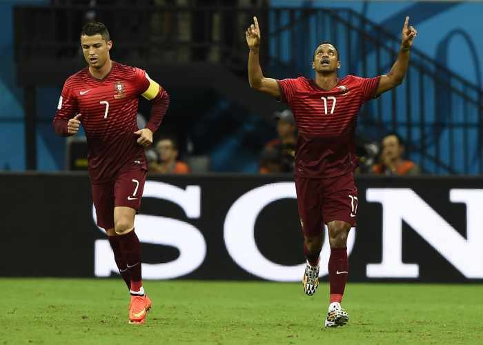 Last-gasp equalizer keeps Portugal World Cup hopes alive | Thaiger