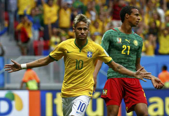 Neymar inspires Brazil, Dutch storm on at World Cup | The Thaiger