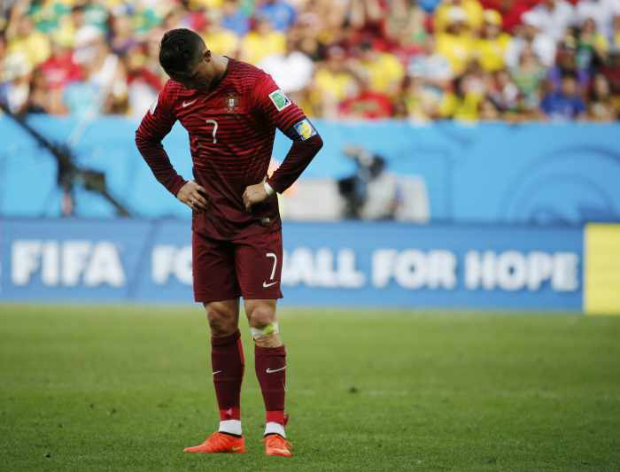 Ronaldo misfires as Portugal and Ghana bow out | The Thaiger