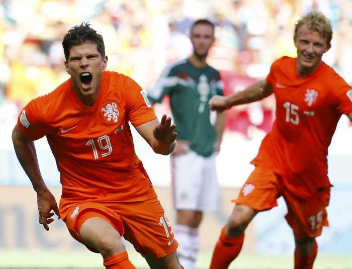 Huntelaar penalty gives Dutch last-gasp 2-1 win | Thaiger