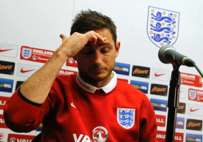 Lampard to lead out England at World Cup warm-up | Thaiger