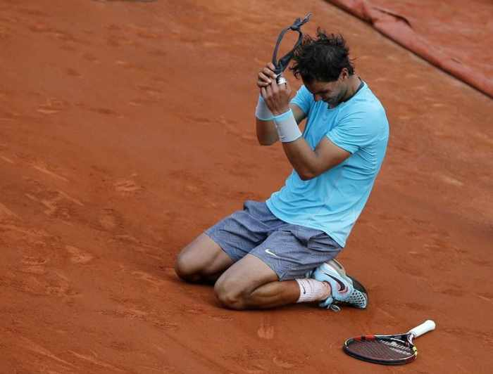 Nadal on cloud nine after soaring new heights | Thaiger