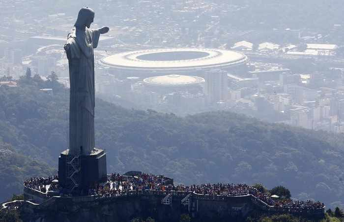 Rio's Christ to light up Twitter's World Cup campaign | Thaiger