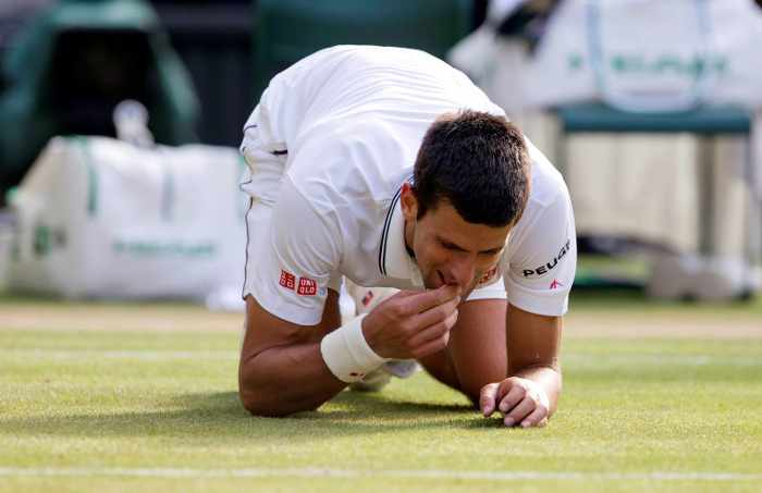 Dazzling Djokovic savours victory over Federer | Thaiger