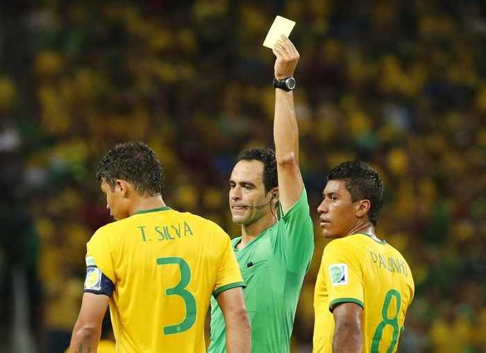 Brazil without captain as nation awaits Germany clash | Thaiger
