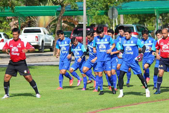 Asia Games, then the World Cup, says Thailand's national football coach in Phuket   The Thaiger