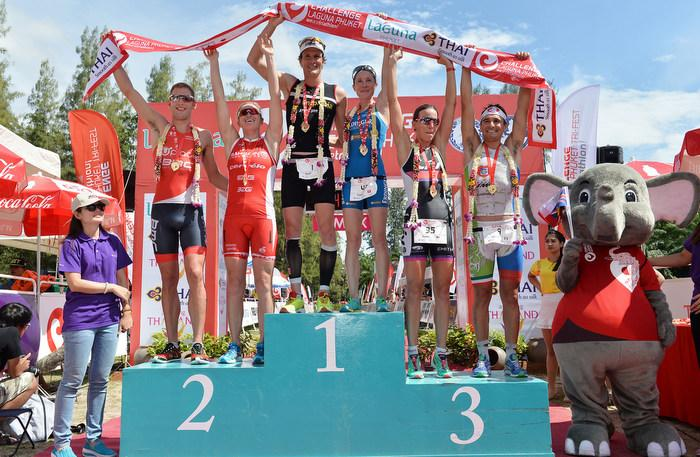 Triathlon champ's return to form at Challenge Laguna Phuket | The Thaiger
