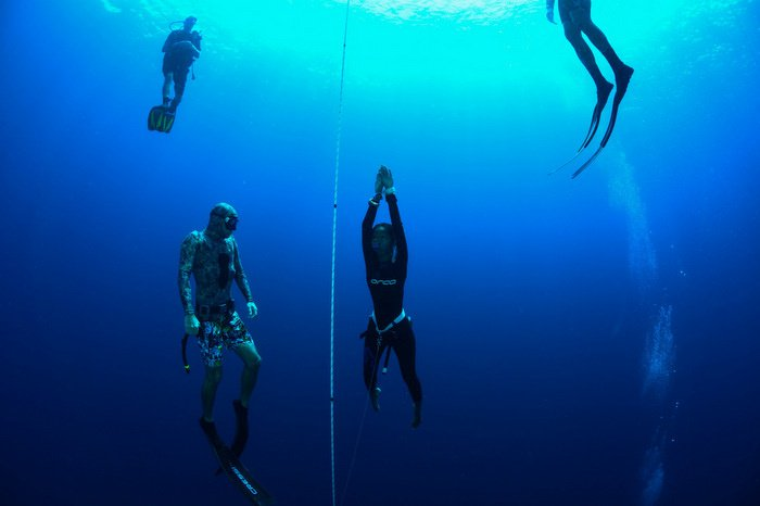 Records tumble at Andaman Freedive Challenge | Thaiger