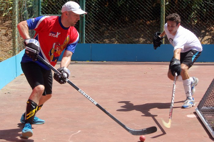 Ball Hockey: Phuket Pucks suffer in first taste of Mekong Cup | Thaiger