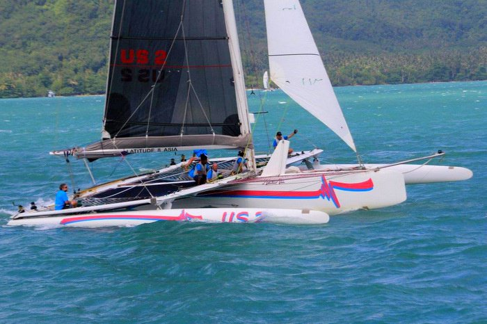 Adrenaline opens Phuket yacht race series with a bullet | The Thaiger