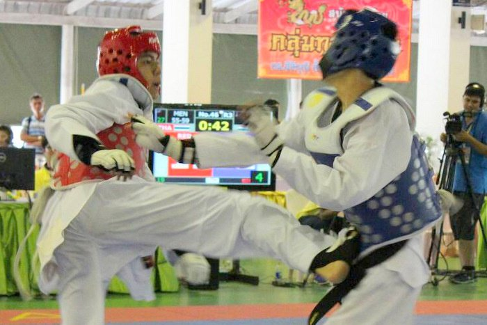 Phuket fighters score gold at national youth games | Thaiger