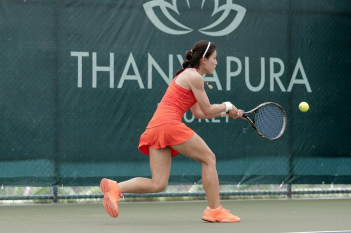 Seniors swing at Phuket ITF Open | The Thaiger