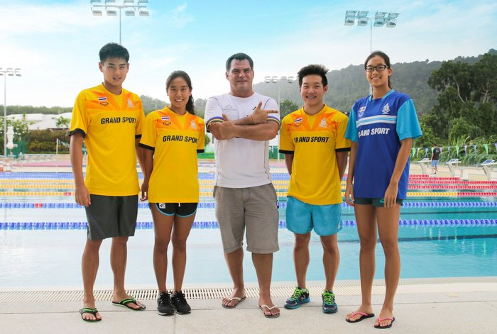 Suit up for the SEA games | The Thaiger