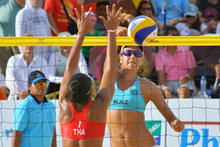 Thailand Beach Volley Festival coming to Karon Beach [video] | Thaiger