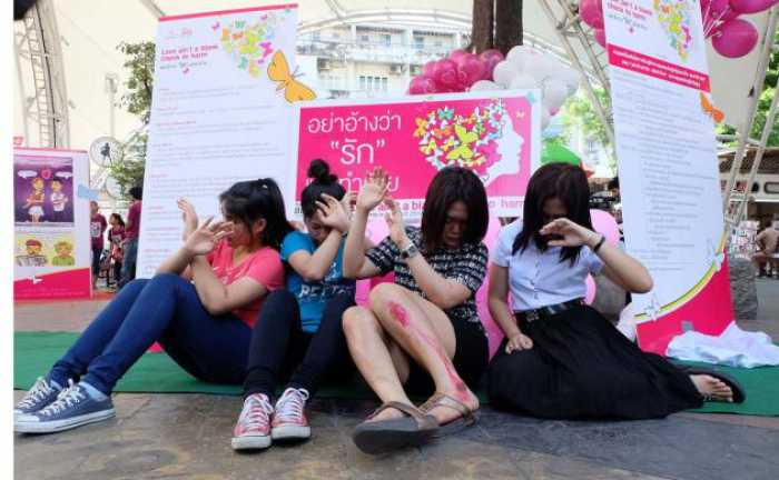 Abuse against women on the rise: study | The Thaiger