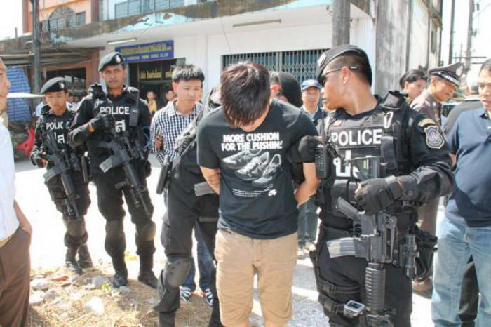 Phuket Gazette Thailand News: Court drops Lese Majeste; Police deny beating Lak Si shooter; Bt3bn Australia-bound heroin bust in Ranong; Activists slam Thai seafood slavery | The Thaiger