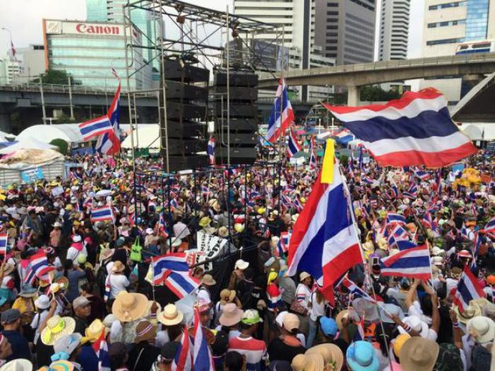 Phuket Gazette Thailand News: Bangkok rallies underway; Chamber warns of economic collapse; Child rapist killer gets life | The Thaiger