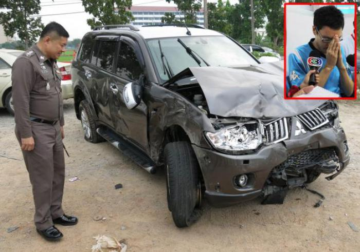 Thailand News: Driver runs Bangkok checkpoint, kills 3 police; Storms lash capital; Red shirts set for May rally | The Thaiger